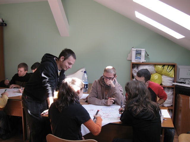 Reverse Brainstorming training - www.adriandobre.com