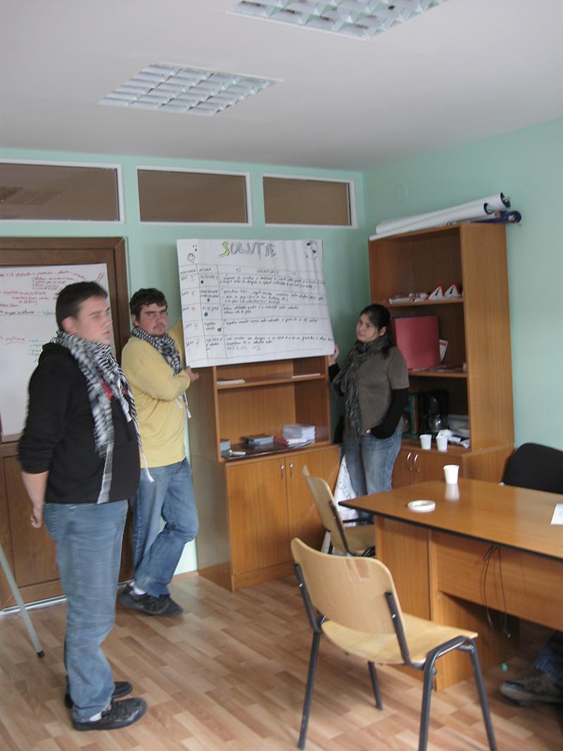 Reverse Brainstorming - presenting the solutions - www.adriandobre.com