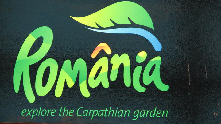 romania turism brand adriandobrecom adrian dobre logo